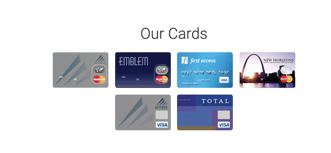 Access Credit Card